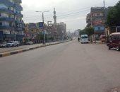 سيولة مرورية بشوارع القليوبية بعد انتهاء اليوم الثالث لحظر التجوال.. صور