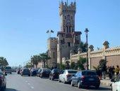 وزير التنمية المحلية يوجه بغلق حدائق قصر المنتزة بالإسكندرية لأجل غير مسمى