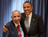باراك أوباما ينعى القس جوزيف لورى برسالة حب وصورة لهما.. اعرف قاله إيه