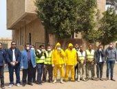"""""""أمان الشموت"""".. مبادرة لشباب القليوبية لمواجهة فيروس كورونا"""