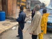 صحة الشرقية: تطهير المنشآت الصحية ومراكز الشرطة وماكينات الصرافة لمواجهة كورونا