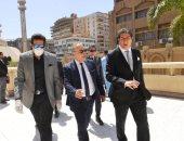 أشرف زكى من جنازة جورج سيدهم: لولا ظروف البلد لاحتشد فناني مصر لتوديع سفير البهجة
