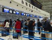 استئناف حركة الرحلات الجوية فى هوبى الصينية مركز تفشى كورونا.. صور