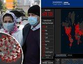خبراء ببريطانيا: الوفيات المأساوية فى بريطانيا لأشخاص أصيبوا بالفيروس منذ شهر