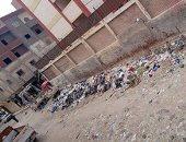 القمامة فى الهانوفيل.. شكوى أهالى العجمى بالاسكندرية