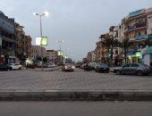 من البلكونة.. شوارع مدينة العاشر من رمضان خالية من السكان لمواجهة كورونا