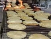 تموين الوادى الجديد: غلق مخبزين مدعمين بسبب نقص وزن رغيف الخبز