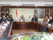 محافظ بني سويف: المجتمع المدنى ونواب البرلمان شركاء فى مواجهة أزمة كورونا