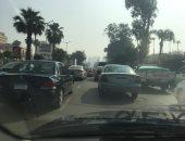 شاهد.. حركة المرور بشوارع مدينة نصر قبل الحظر