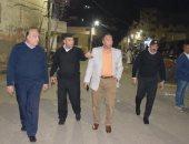صور.. سكرتير محافظة الأقصر يقود جولة ميدانية لمتابعة تطبيق حظر التجوال بالشوارع