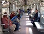 """المترو: توقف حركة الخطوط الثلاثة بدءًا من اليوم وحتى """"الجمعة المقبل"""""""