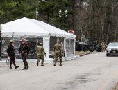 الجيش الأمريكى يدعم مدينة واشنطن بمستشفى ميدانى لمكافحة كورونا