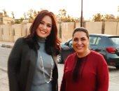 """تعرف على والدة هند صبرى فى مسلسل """"هجمة مرتدة"""" مع أحمد عز"""