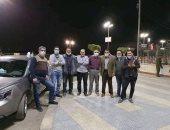 رئيس مدينة كفر الزيات يشكل لجنة إغاثة بمبادرة مجتمعية من شباب لمساعدة المواطنين