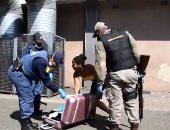 وزير الموارد المعدنية فى جنوب أفريقيا يدخل مستشفى مصابا بكورونا
