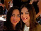 دنيا سمير غانم تحتفل بعيد ميلاد أختها إيمى بصورة ورسالة رقيقة