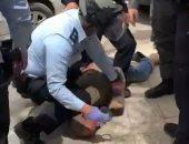 الجيش الاسرائيلي يطلق النار على فلسطينيين بزعم محاولتهما تنفيذ عملية طعن