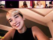 فيديو.. دوا ليبا تستعين بأصدقائها لغناء Don't Start Now.. اعرف الحكاية