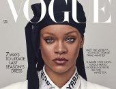 ريهانا تصنع تاريخا جديدا مع مجلة VOGUE.. وتتحدث عن العنصرية فماذا قالت؟