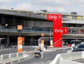 مطار أورلى الدولى بباريس يغلق أبوابه كليا لأول مرة فى تاريخه