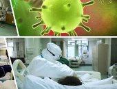 مشاهد مؤلمة لمرضى يفترشون الممرات فى مستشفى بنيويورك.. فيديو