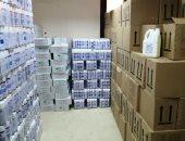 محافظ الوادى الجديد : توفير 11 ألف عبوة معقم ومطهر بسعر التكلفة