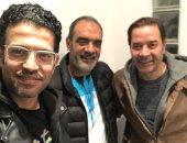"""مدحت صالح يغنى تتر مسلسل الكارتون """"نور والرحلات الخارقة"""" لعلاء مرسى"""