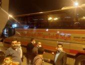 النقل: الوزير تابع نقل ركاب 3 قطارات قادمة من أسوان والأقصر للقاهرة بالسوبرجيت مجانا