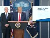 ترامب يتحدث مع ولى العهد السعودى ويتوقع تخفيض 10 مليون برميل من النفط