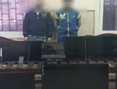 القبض على شخصين لسرقتهما 10 منازل بالإسكندرية