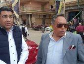 صور.. حزب الوفد بالبحيرة يدشن مبادرة لمنع تكدس المواطنين لصرف المعاشات