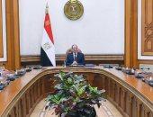 فيديو لاجتماع السيسي مع مدبولى ووزراء ورئيس المخابرات لمتابعة مكافحة كورونا