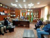 وكيل وزارة الصحة بالشرقية يجتمع بنقيب أطباء ومجلس النقابة لتعزيز سبل التعاون