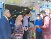 صور.. إدارة البيئة بالبحر الأحمر تنظم حملات توعية للمواطنين لمنع التكدس