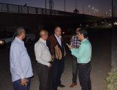 صور.. سكرتير محافظة الأقصر ورؤساء المدن يقودون جولات لمتابعة تطبيق حظر التجوال بالشوارع