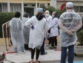 أعلى حصيلة يومية منذ فبراير ..الجزائر تسجل 910 إصابات جديدة بفيروس كورونا