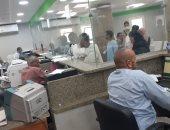 صور.. بريد الأقصر: انتظام عمليات صرف معاشات شهر أبريل بالمكاتب المختلفة