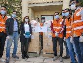 """""""مؤسسة أهل مصر للتنمية"""" تتكفل بـ 5 غرف عناية مركزة و 30 جهاز للتنفس الاصطناعي بمستشفيات العزل والحجر الصحي."""