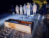 العراق.. إجراءات دفن جثامين المتوفين بكورونا في النجف