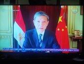 """السفير الصينى بالقاهرة: مصر ستقضى على فيروس """"كورونا"""" فى أقرب وقت ممكن"""