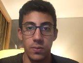 طالب مصرى عائد من فرنسا: الدولة رجعتنا بلدنا واتعاملنا أحسن معاملة.. فيديو