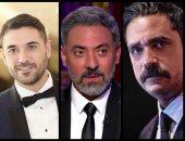 5 ضباط فى دراما رمضان 2020.. تعرف عليهم