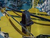 ناسا تختبر مرآة عملاقة 21 قدمًا على تلسكوب جيمس ويب لأول مرة