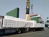 وزير النقل يتابع انتظام أعمال الشحن والتفريغ وحركة السفن بالموانئ البحرية