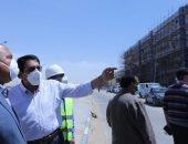 وزير النقل يكلف بالكشف على العاملين بمواقع مشروعات الوزارة لمواجهة كورونا