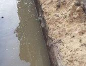 أهالى قرية السبخا فى الدقهلية يستغيثون: مياه الصرف دخلت المنازل