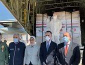 موجز أخبار مصر.. طائرتان عسكريتان تحملان مستلزمات طبية ومساعدات لإيطاليا