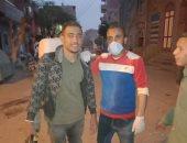 شباب قرية الخلالة بالدقهلية يبادرون بحملة تطهير للوقاية من فيروس كورونا