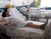 الإرادة أقوى من كورونا.. شاهد لقاء أمّ وابنتها بعد خروجهما من الإنعاش