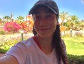 السباحة فريدة عثمان تشكر الإدارة المصرية بعد عودتها من أمريكا.. فيديو